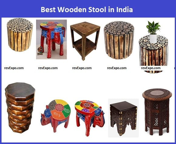 Best Wooden Stool in India