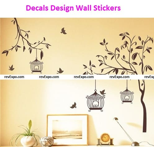 Decals Design Wall Stickers