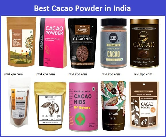 Best Cacao Powder in India