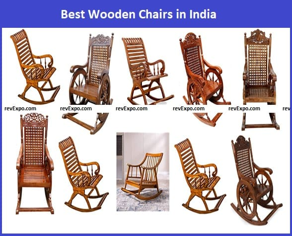 Best Wooden Chair in India