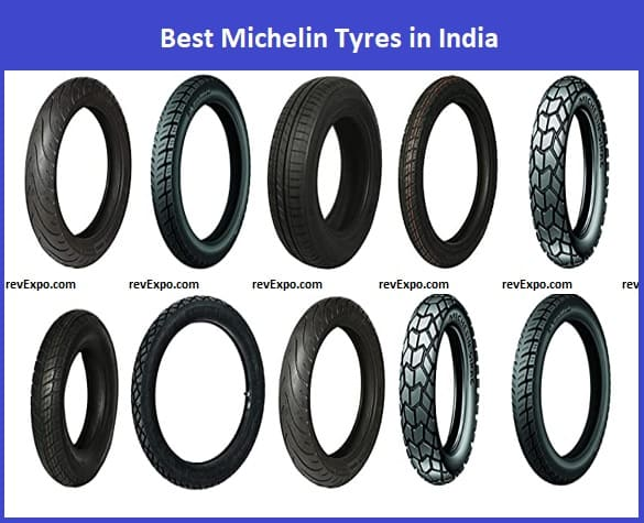 Best Michelin Tyres in India