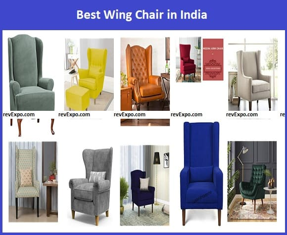 Best Wing Chair in India |Top wing chairs online