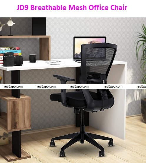 JD9 Breathable Mesh Office Chair