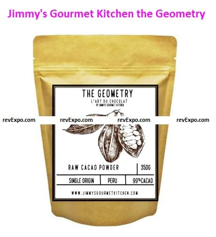 Jimmy's Gourmet Kitchen the Geometry