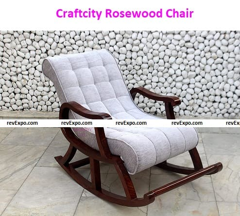 Craftcity Rosewood Chair