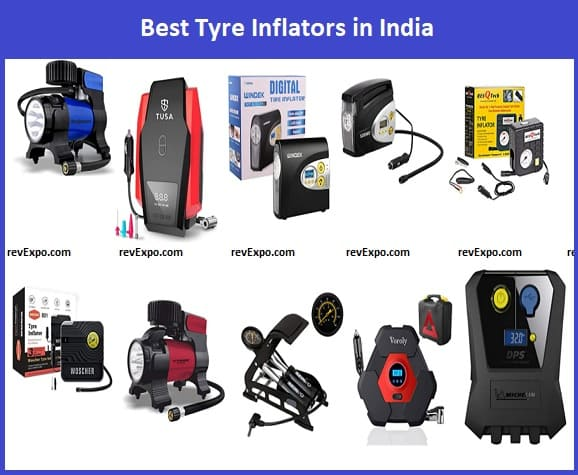 Best Tyre Inflator in India