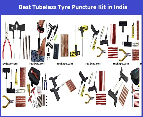 Best Tubeless Tyre Puncture Kit in India
