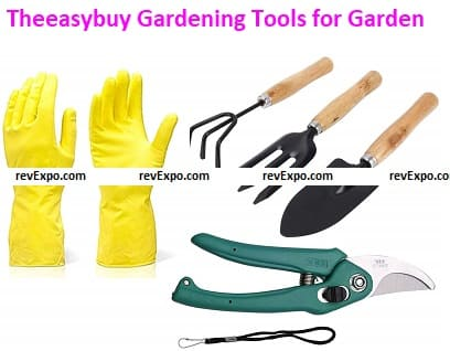 Theeasybuy Gardening Tools for Home and Garden