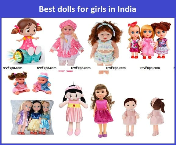 Best dolls for girls in India