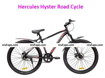 Hercules Hyster 27.5T Single Speed Road Cycle