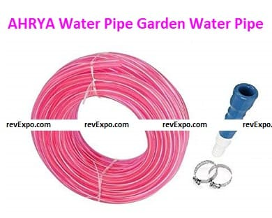 AHRYA Water Pipe – 0.5 Inches Garden Water Pipe