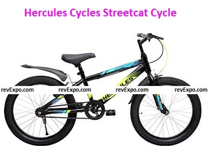 Hercules Cycles Streetcat Pro 20T Single Speed Cycle Frame