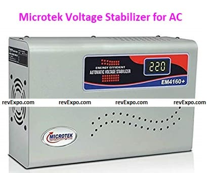 Automatic Voltage Stabilizer for AC