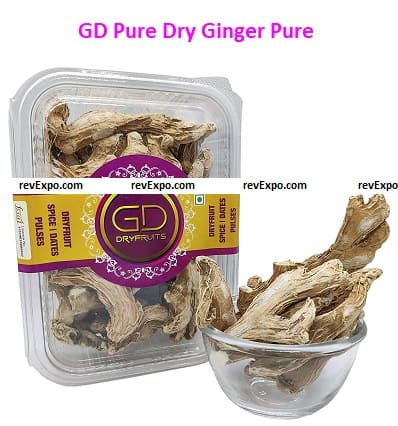 GD Pure Dry Ginger Pure