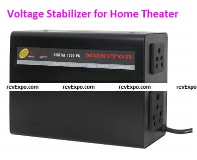 Voltage Stabilizer for Home Theater System