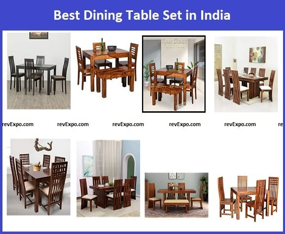 Best Dining Table Set in India