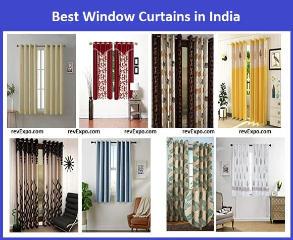 Best Window Curtains in India