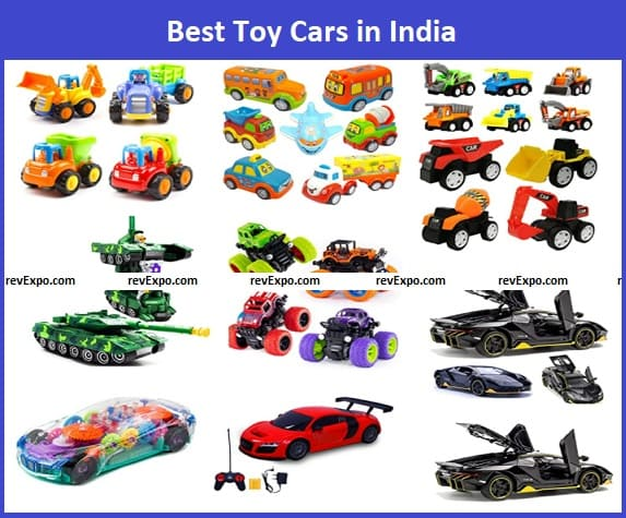 Best Toy Cars in India Buyers Guide