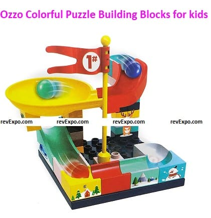 Ozzo Colorful Puzzle Building creative Blocks for kids