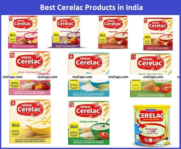 Best Cerelac Products in India