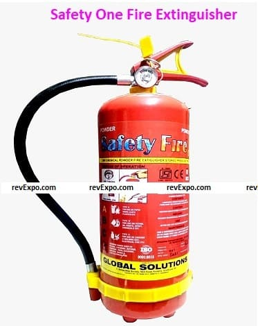 Safety One (ABC Type) Fire Extinguisher