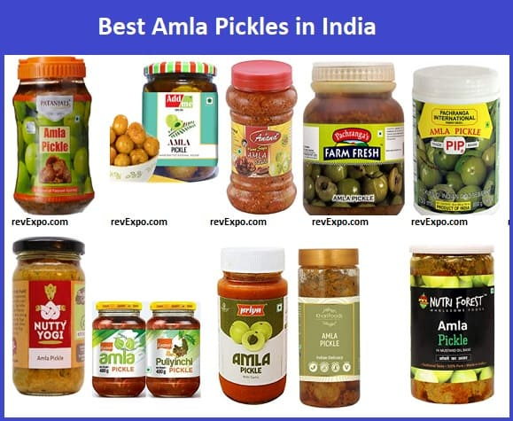 Best Amla Pickle in India