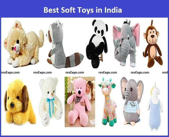 Best Soft Toys in India