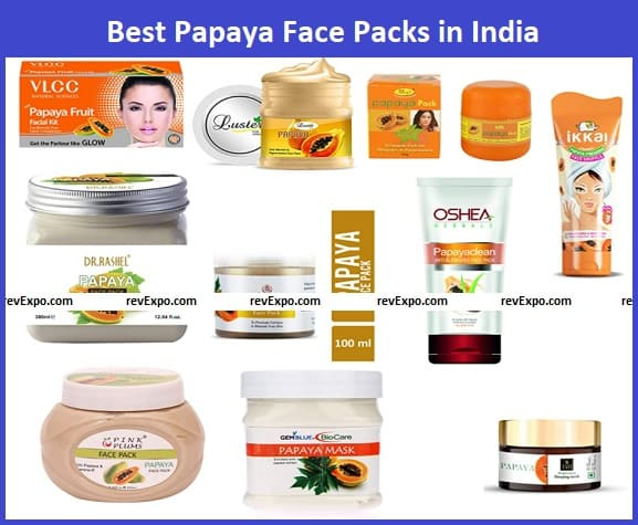 Best Papaya Face Pack in India