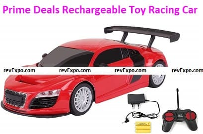 Prime Deals Rechargeable Toy Racing Car