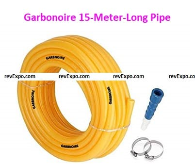 Garbonoire 0.5 Inches Or 15-Meter-Long Pipe