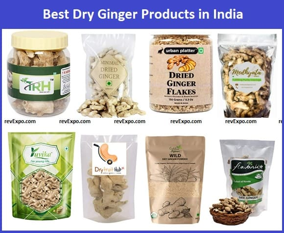 Best Dry Ginger in India | Best Sonth Brands in India