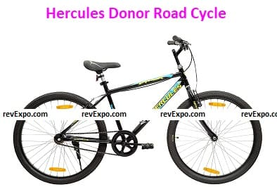 Hercules Donor RF 26T Single Speed Road Cycle