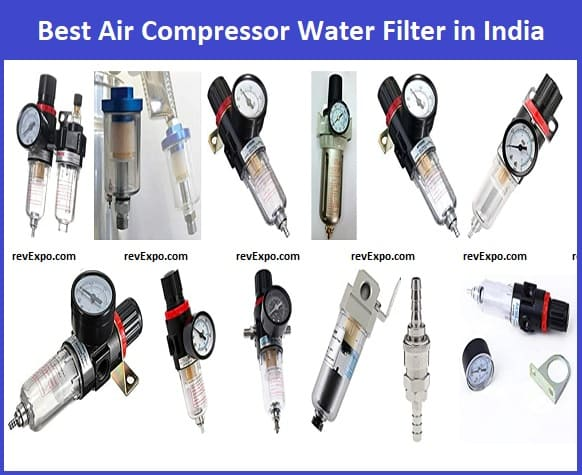 Best Air Compressor Water Filter in India