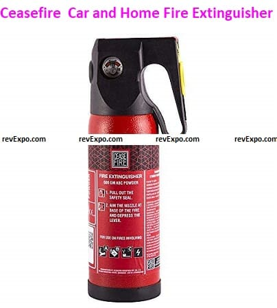 Ceasefire (Powder Based) Car and Home Fire Extinguisher