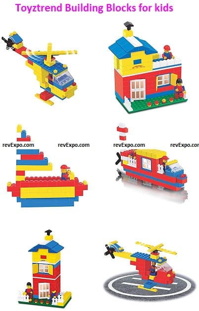 Toyztrend Building Blocks for kids