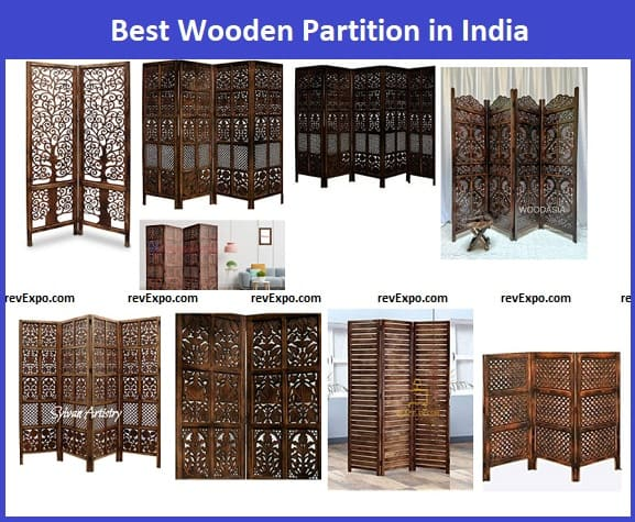 Best Wooden Partition in India