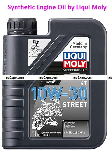 Synthetic Engine Oil by Liqui Moly