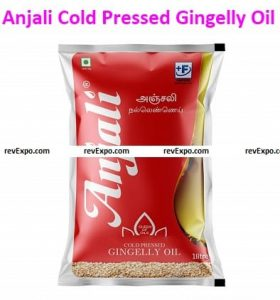 Anjali Cold Pressed Gingelly Oil
