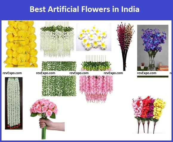 Best Artificial Flowers in India