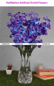 PolliNation Artificial Orchid Flowers