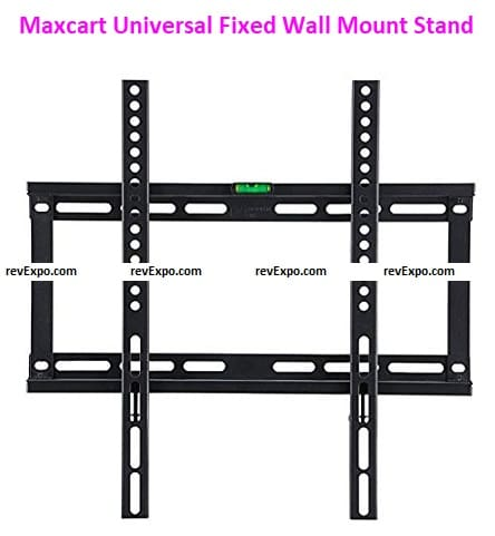MAXCART Fixed Wall Mount Stand