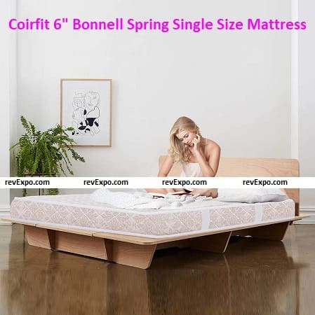 Comfit 6-inch Ortho Bonnell spring mattress