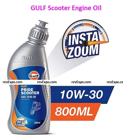 GULF Scooter Engine Oil