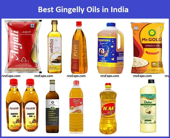 Best Gingelly Oil in India
