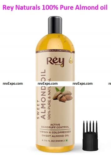 Sweet Almond Oil by Naturals