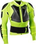 FOX Titan Sport Protector Jacket, yellow, size XL