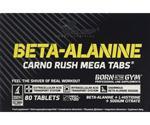 Olimp Beta-Alanine Carno Rush Mega 80 Tabs