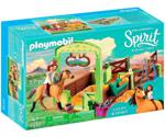 Playmobil Spirit: Lucky and Spirit with Horse Stall (9478)