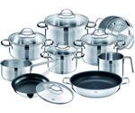 Silit Achat Cookware Set 10-Piece