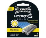 Wilkinson Hydro 5 Sense Energize Razor Blades (4 pcs)